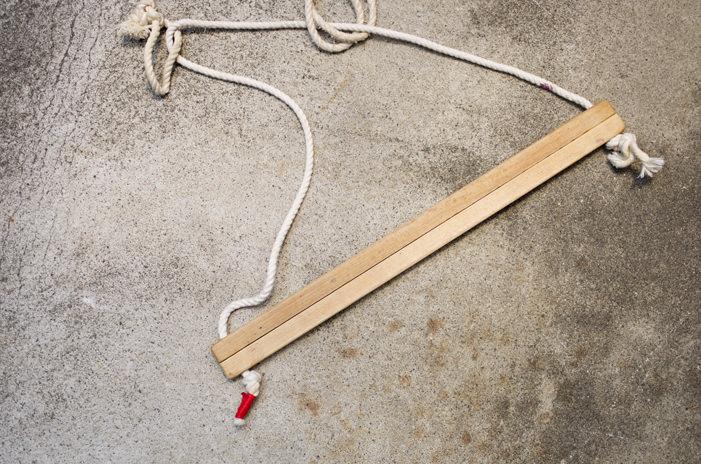 Harigi(wooden clothespin)